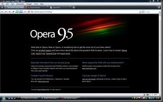 opera prehliadač