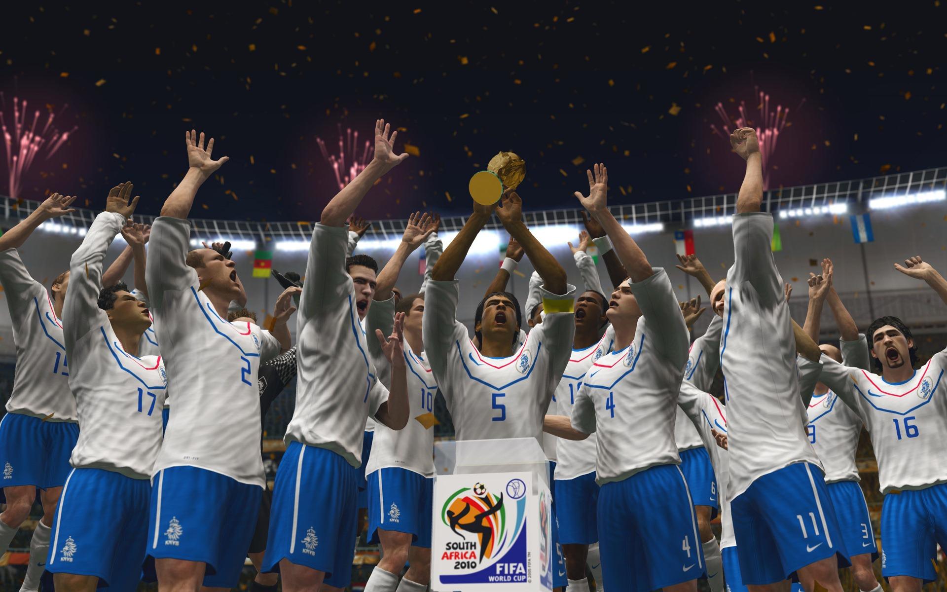 Windowsの2010ため7 FIFAワールドカップのテーマ