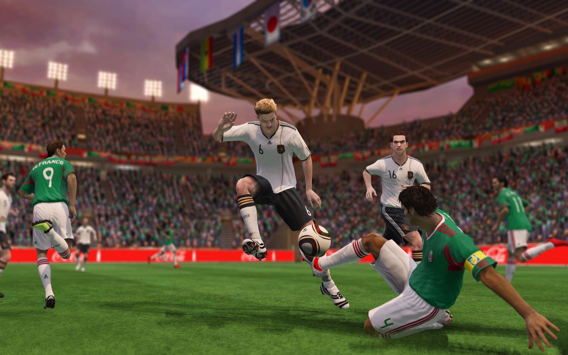 EA Fifa World Cup 2010 Download Full Version | Fifa 2010 ...