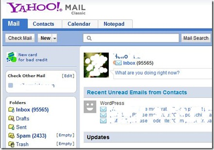 My Yahoo! Mail