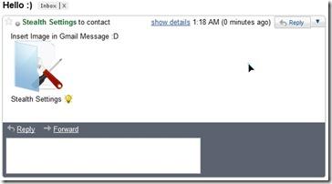 8 recive邮件
