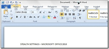 andre key-microsoft-office