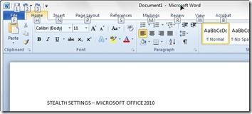 alt-chave da Microsoft o Office