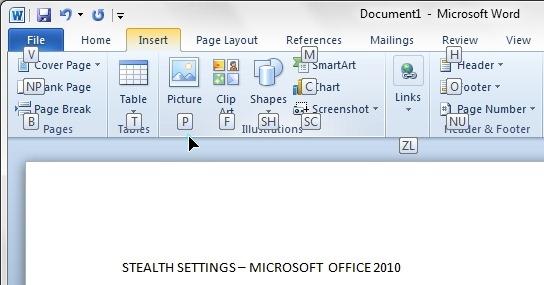 inserire foto in documento pdf
