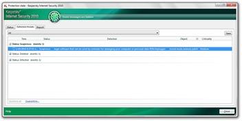 PDM键盘记录截图