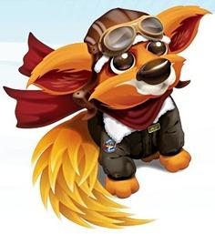 piloto firefox