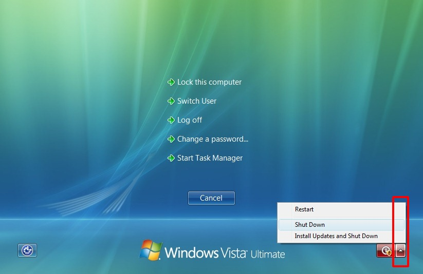how do i upgrade from vista to windows 7