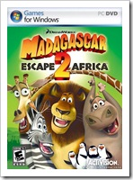 Madagascar - Escape 2 Afraic