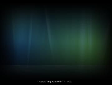 bootscreen aurora