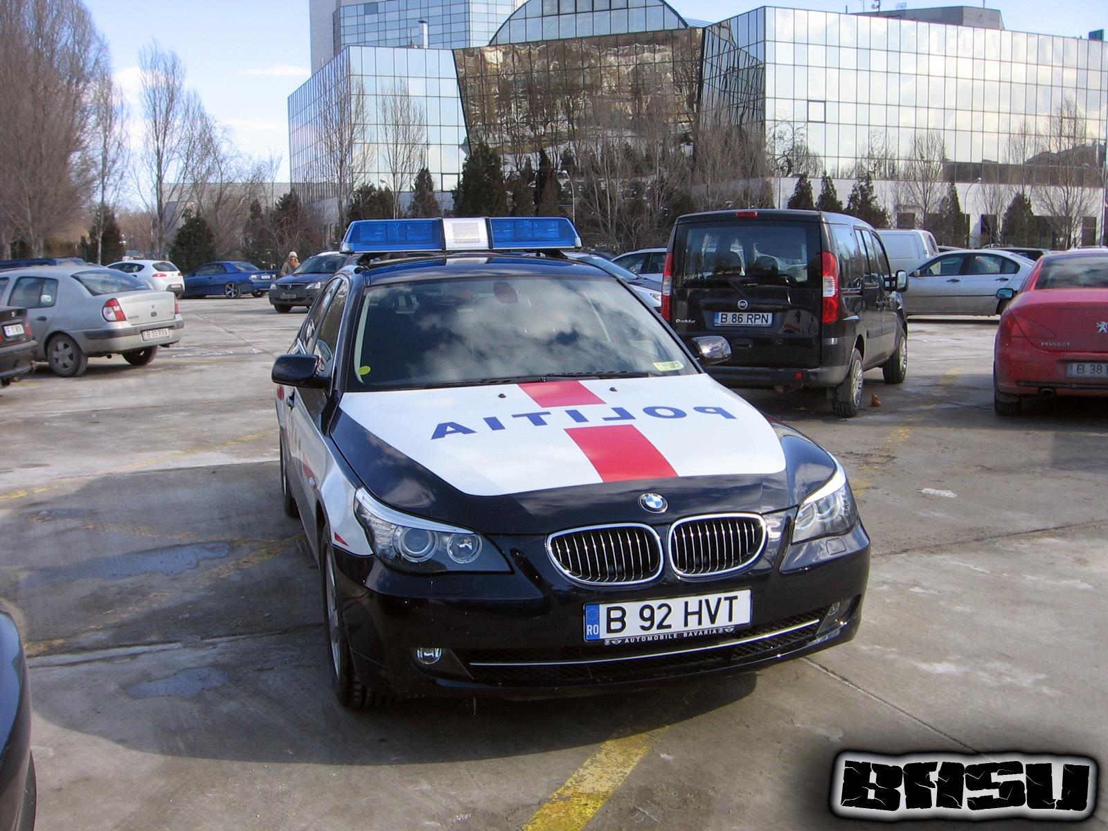 BMW警察1