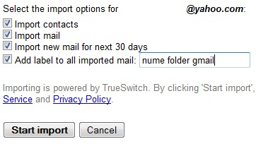 How to Transfer / Receive Mail from Yahoo! in Gmail (Import