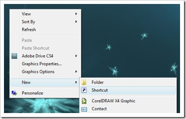 new_shortcut