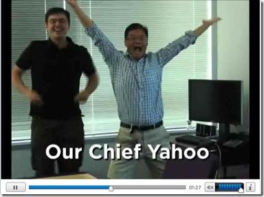 Yahoo vyriausiasis