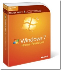Windows 7-Familie-Pack