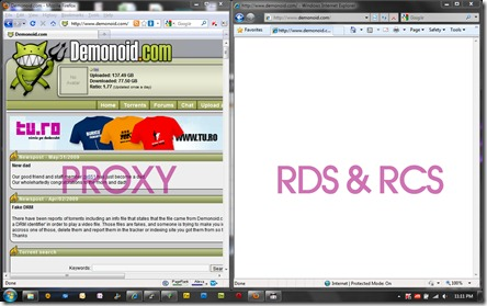 demonoid.com - září 2009