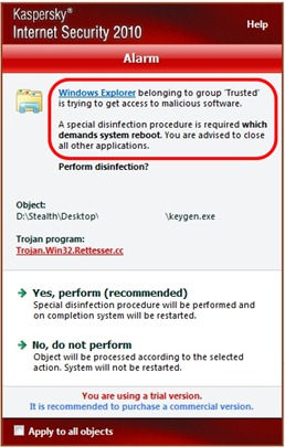 How To Fix Bad Image Exception Processing Message 0xc000007b