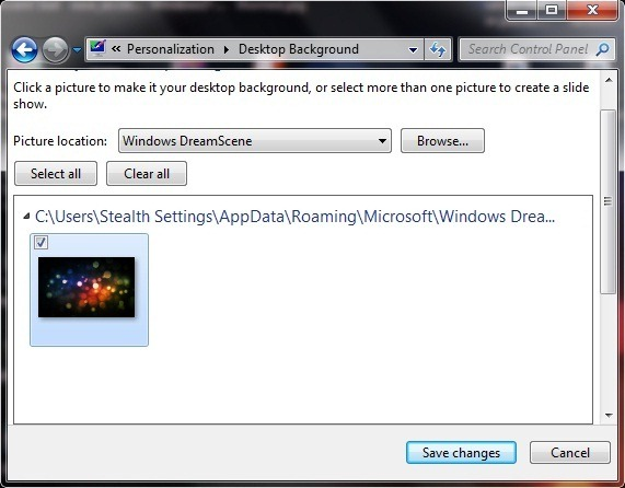 Dreamscene для windows 8.1