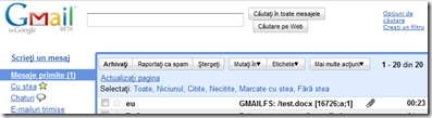 sürücü gmail gelen kutusu