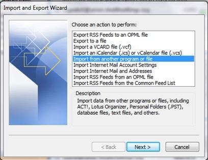 import csv 1