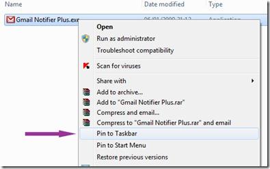 gmail-barra de tareas