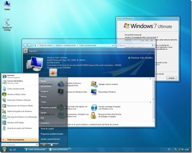 XP na Windows 7