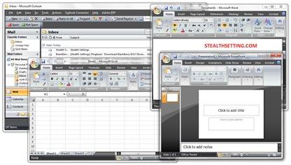 Microsoft Office 2007 - Sort