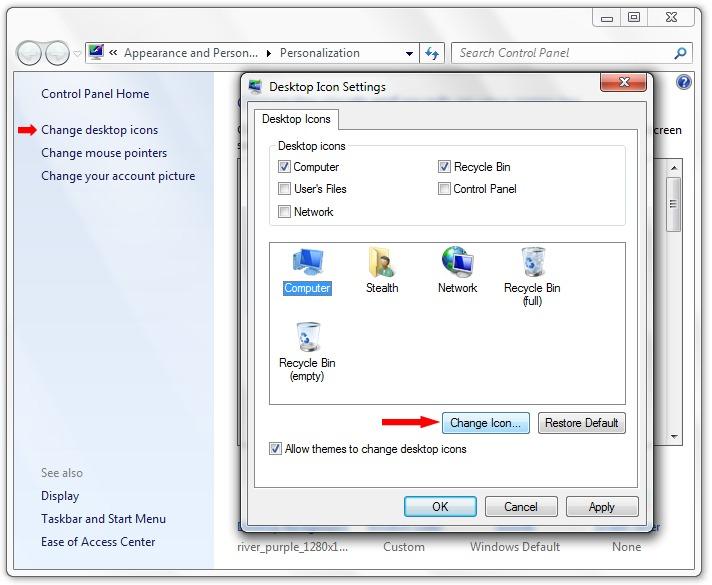 how to change usefirmwarepc isettings windows 7
