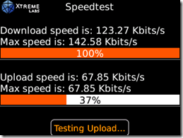 Blackberry Internet Speed Test (2)