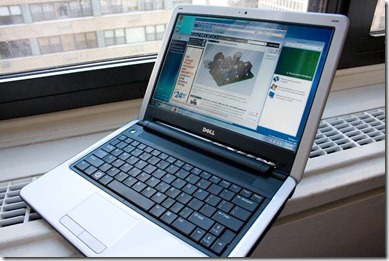 dell netbook windows7