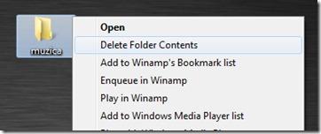 delete-folder obsah