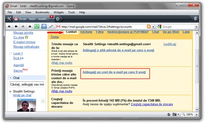 Live Mail за Gmail 1