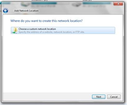 egyedi hálózati