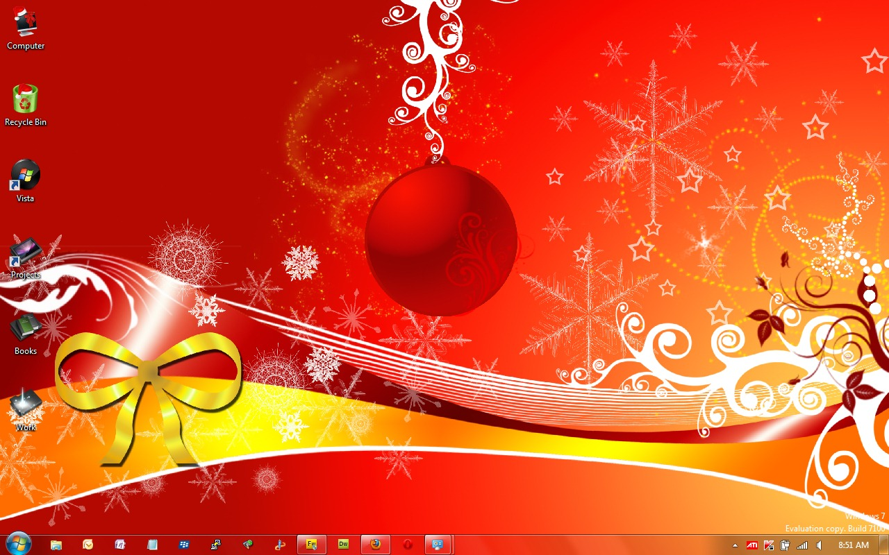 Christmas Theme for Windows 3 7 (.themepack download) - STEALTH ...