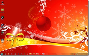 x-mass red theme