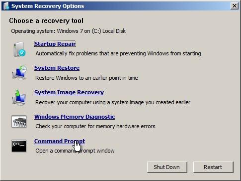 system-опоравак-цмд