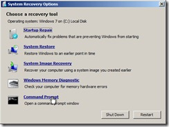system-recovery-cmd