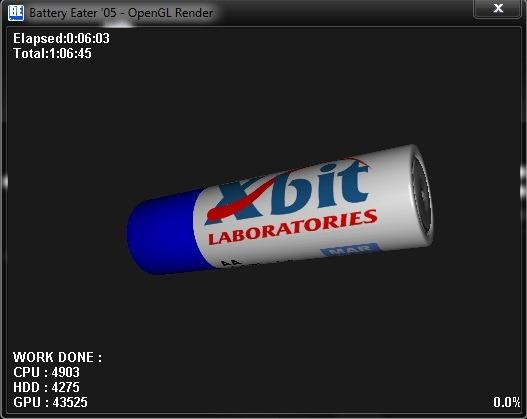 батерија-једе-теста