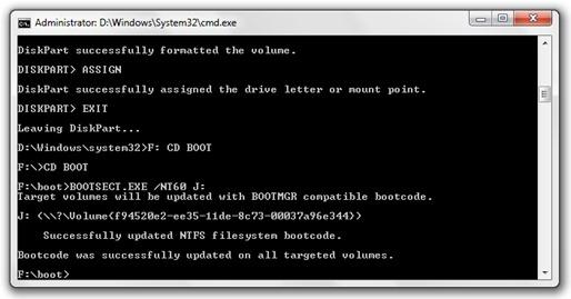 vytvoriť bootovacie USB flash disk 3