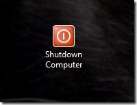 shutdown-Symbol
