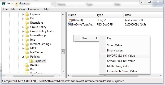 How to Disable Control Panel in Windows 7 - STEALTH SETTINGS