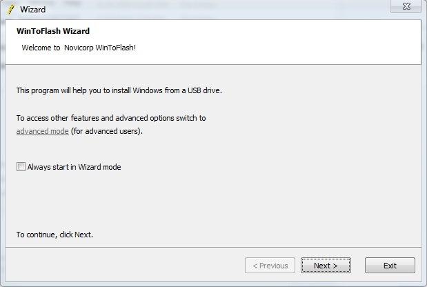 Wintoflash ou comment cr er des cl s usb bootable avec for Ouvrir une fenetre ms dos