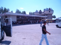 Zuid-Bus Station - Buzau -
