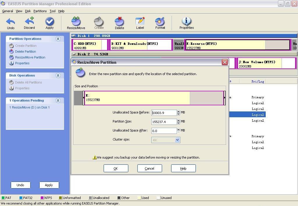 Easeus giveaway t l charger easeus partition master - Telechargement open office 3 2 gratuit ...