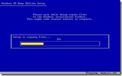 setup-is-copying-files