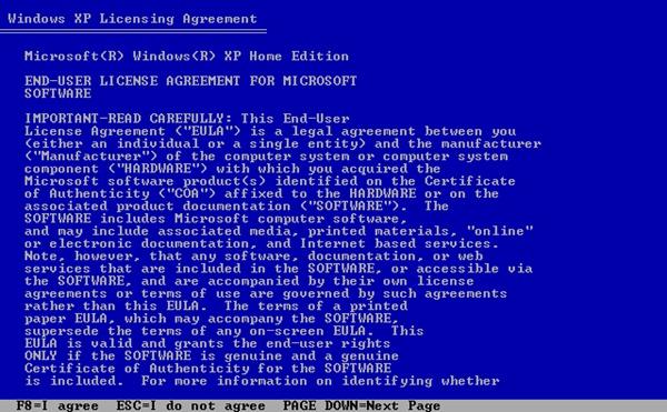 xp-license-agreement