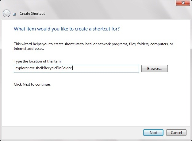 shortcut_location