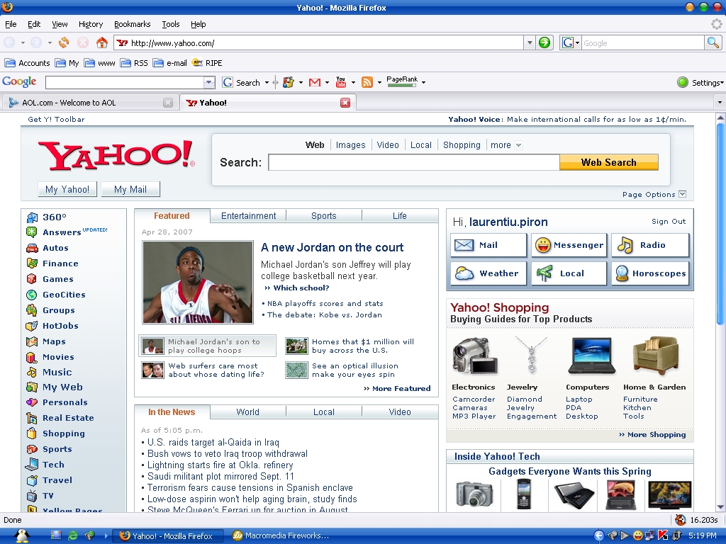 Office Design Software Aol Com Welcome To Yahoo Stealth Settings