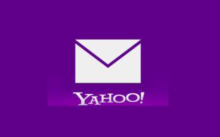 Postavke Yahoo! Mail na vašem mobilnom telefonu, Outlook, Windows Pošta uživo, Mozilla Thunderbird - IMAP / SMTP.