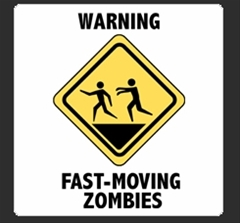 Fast-Moving ZOMBIES