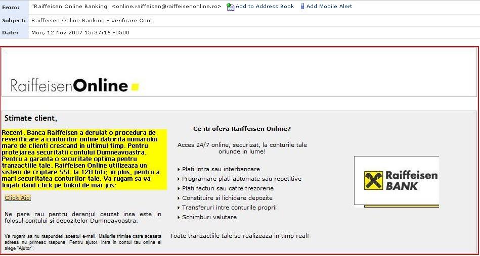 Райффайзен онлайн банк телефон